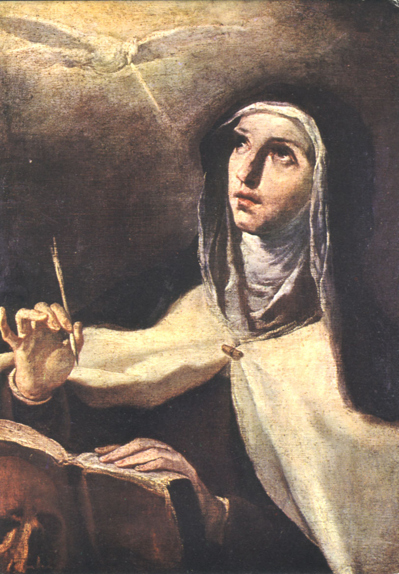 Day One Hundred One 101 Accomplishments Of Teresa Of Avila Angela Theresa Renaissance Woman