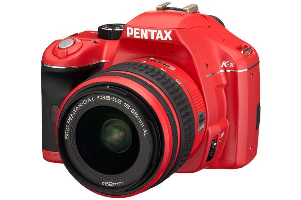 PentaxRED--Camera